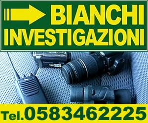 Bianchi Investigazioni Lucca