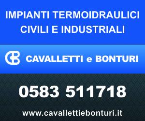 Cavalletti e Bonturi - Impianti Termoidraulici - Via di Vorno - Zona industriale Guamo - Capannori - Lucca - Tel. 0583511718